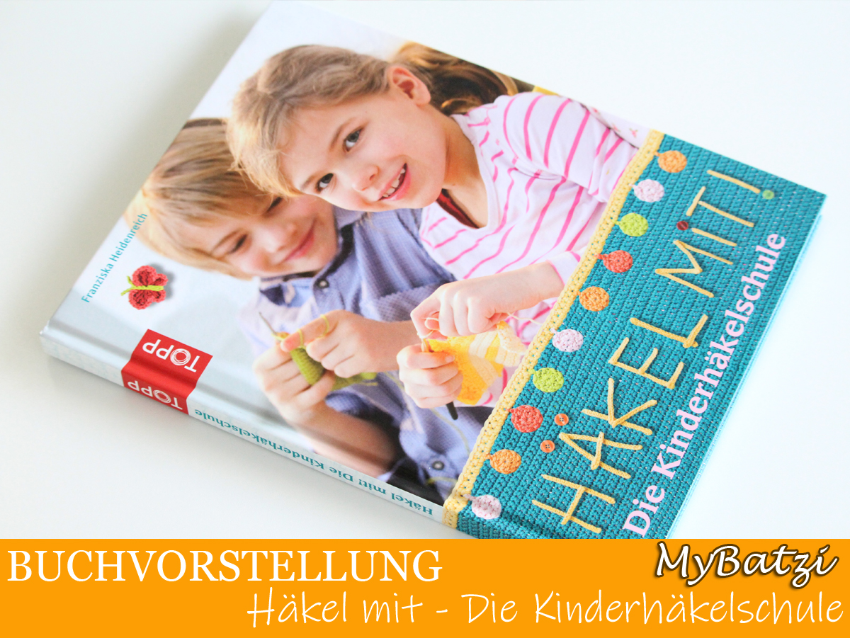 Cover Kinderhäkelschule